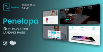 Penelopa - Multipurpose Landing Page Theme
